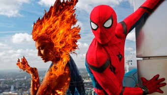 23/08/19 Spider Man, Dark Phoenix, Sony, Marvel