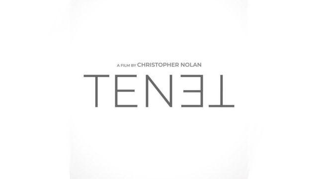 Logo de Tenet, lo nuevo de Nolan