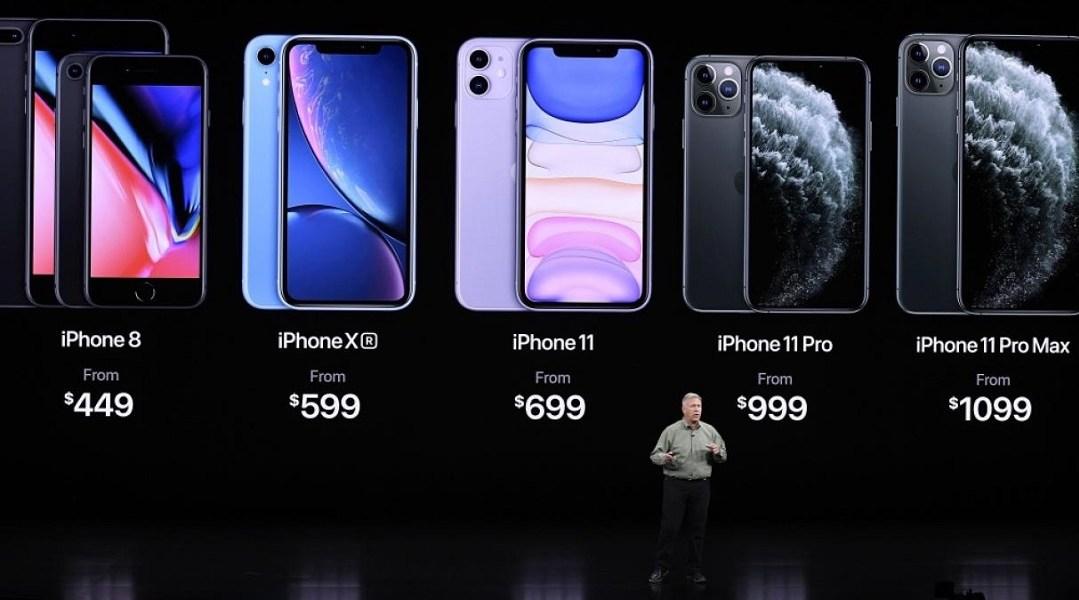 Easter egg en Apple Presentación iPhone 11
