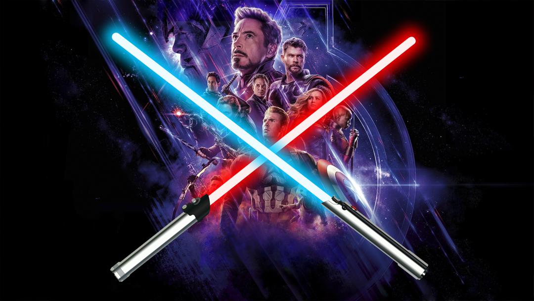 04/09/19 Avengers Endgame, Star Wars, Ronin, Sith