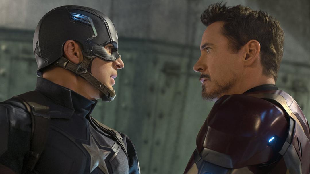 06/09/19, Captain America, Iron Man, What If, Fan Art