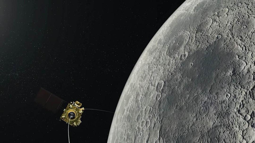 India localiza módulo de aterrizaje en la Luna