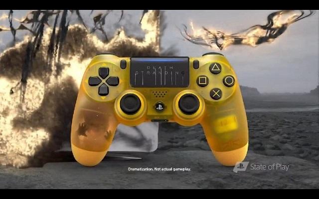 Control PS4 Death Stranding