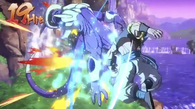 Gogeta llega con un impactante gameplay a Dragon Ball FighterZ