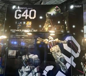 27/09/19, Gundam, 40 Aniversario, Anime, Mobile Suit Gundam 40th Anniversary