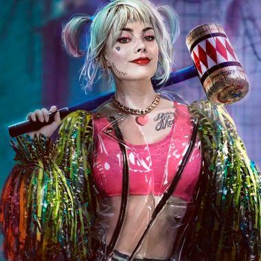 Harley Quinn, Birds Of Prey, Pósters, Tráiler