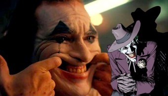01/09/19 Joker, Killing Joke, The Man Who Laughs, Película