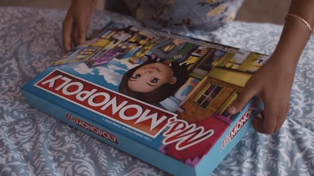 imagen del nuevo MS Monopoly, juego feminista