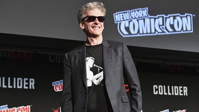 03/09/91, Peter Capaldi, The Suicide Squad, Doctor Who, Película