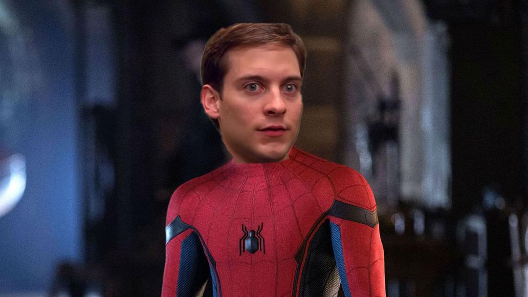 Spider-Man Deep Fake Trailer