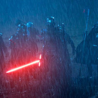 30/09/19, Star Wars, The Rise of Skywalker, Kylo Ren, Caballeros
