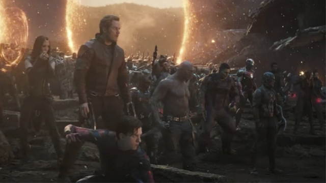 27/09/19, Teen Titans Go, Avengers Endgame, Parodia, Película