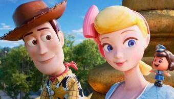 18/09/19, Toy Story 4, Final Alternativo, Woody, Bo Peep