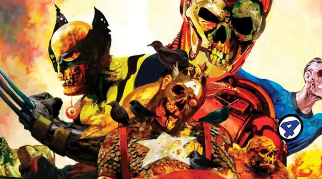 04/09/19 What If, Marvel Zombies, Disney Plus, Serie
