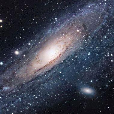 03/10/19, Andrómeda, Vía Láctea, Galaxia, Devorar