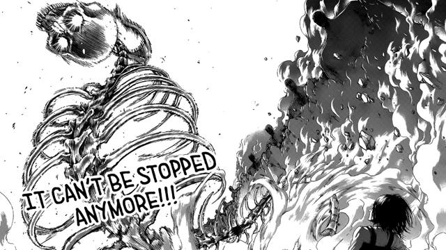 04/10/19, Attack On Titan, Shingeki No Kyojin, Capítulo 122, Manga