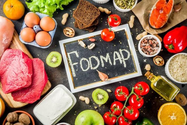 alimentos al rededor de la sigla fodmap dieta