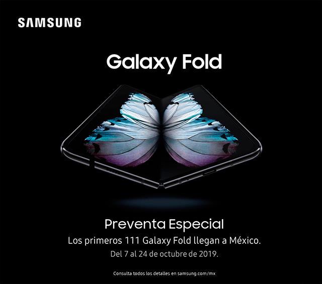 Galaxy Fold en México
