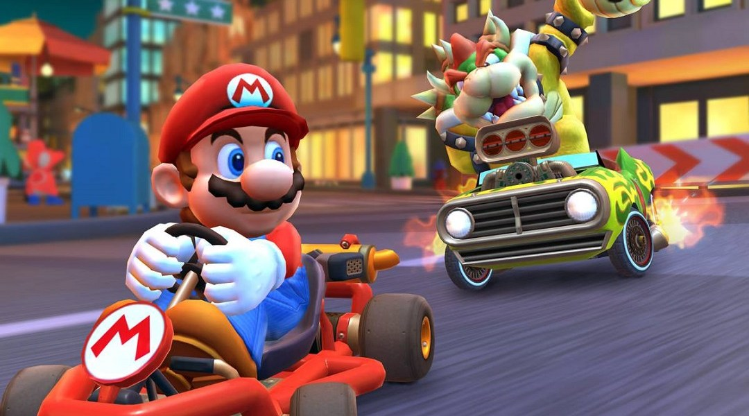 Mario Kart Tour Juego Nintendo más descargado