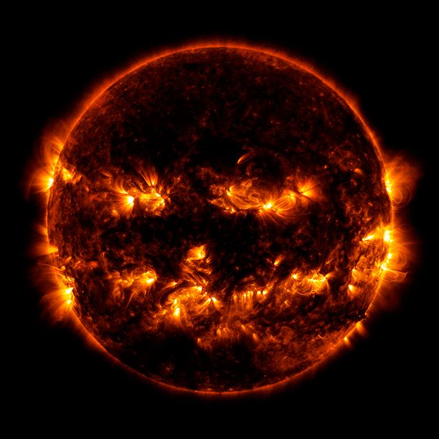 Sol Halloween
