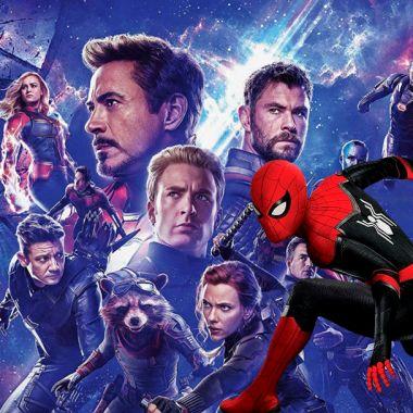 01/10/19, Spider Man, Avengers, MCU, Película