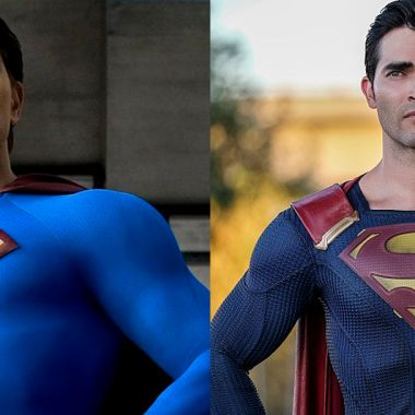 01/10/19, Superman, Crisis On Infinite Earths, Brandon Routh, Tyler Hoechlin