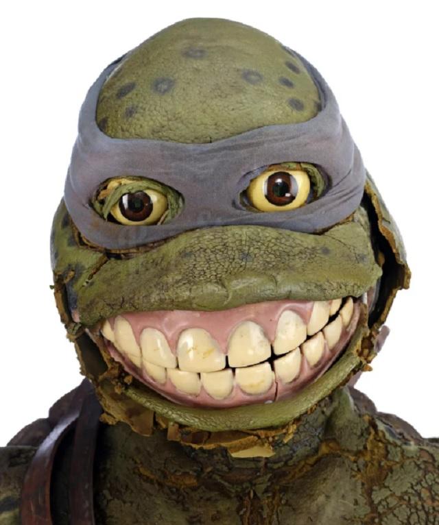 Traje Tortugas Ninja