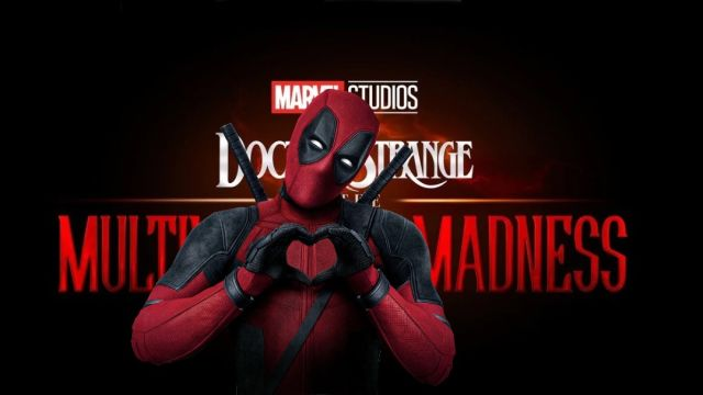 Deadpool en Doctor Strange in the Multiverse of Madness