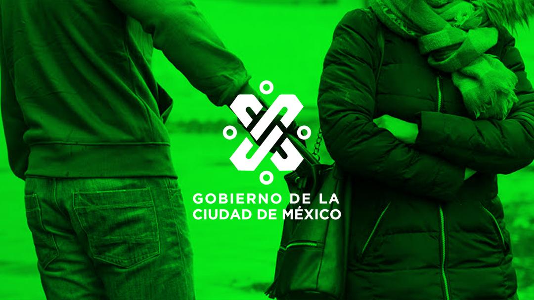 Gobierno CDMX Robo Celular