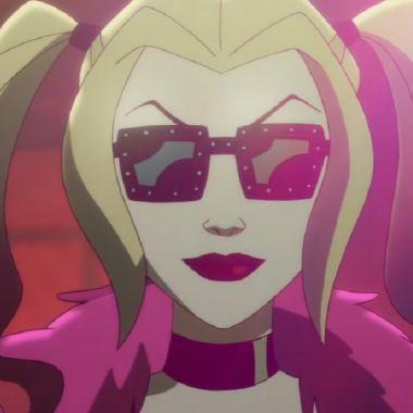 Nuevo tráiler de la serie animada de Harley Quinn