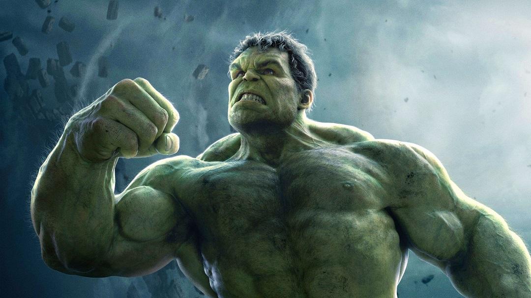 Pantalones de Hulk