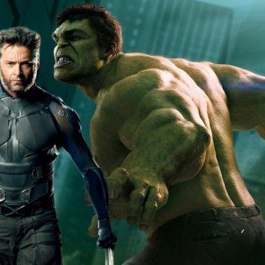 Película de Hulk vs. Wolverine