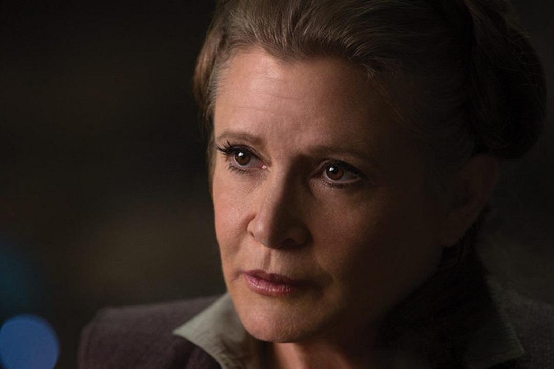 Leia iba a tener su propio sable láser