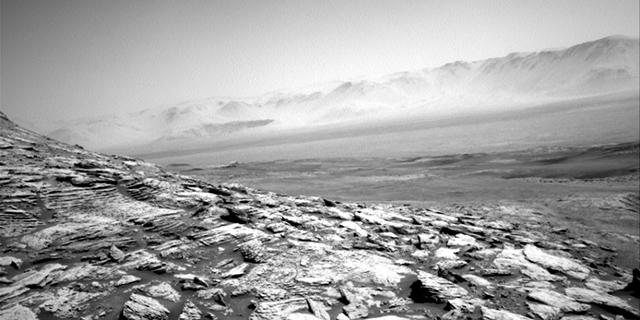 Marte Cráter Curiosity