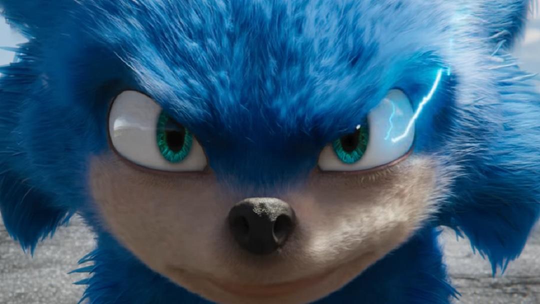sonic the hedgehog rediseño