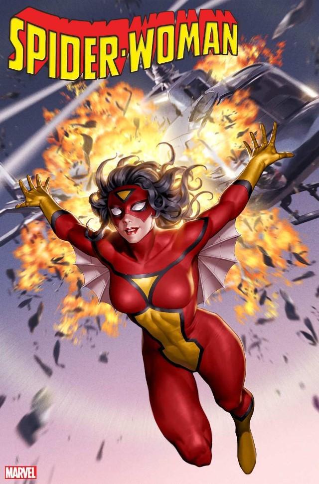 Marvel Spider Woman Serie