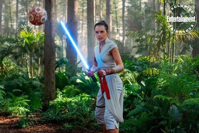 Nuevas imágenes de The Rise of Skywalker
