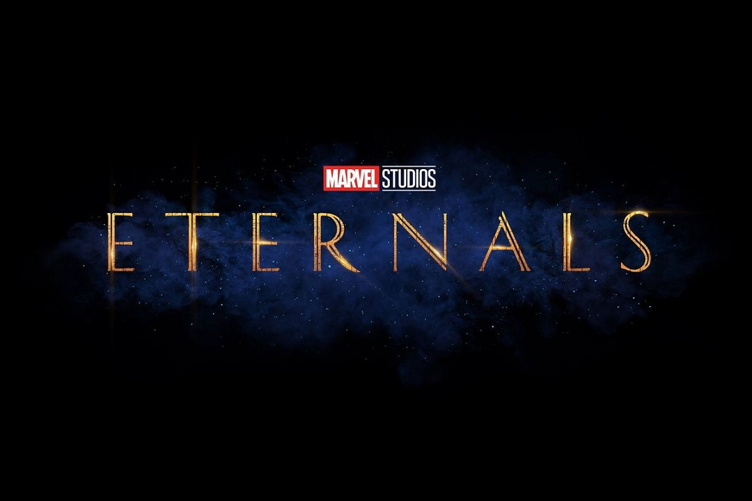 the eternals set de grabacion