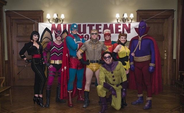 Minutemen Serie Watchmen