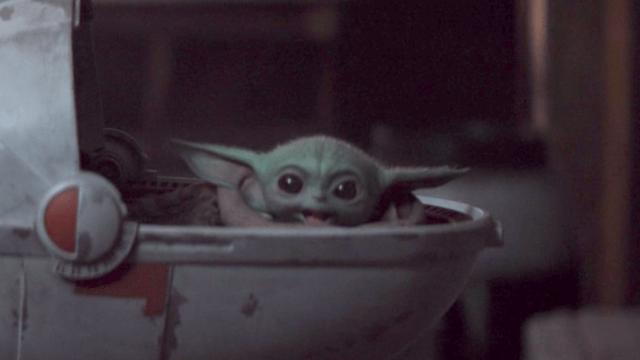 Nueva Figura de Baby Yoda