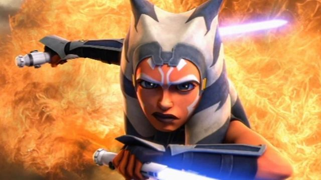 Ahsoka Tano Star Wars The Rise of Skywalker