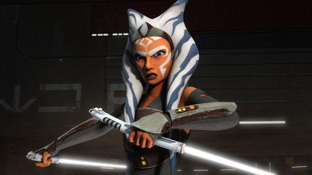 Ahsoka Tano Star Wars Rebels