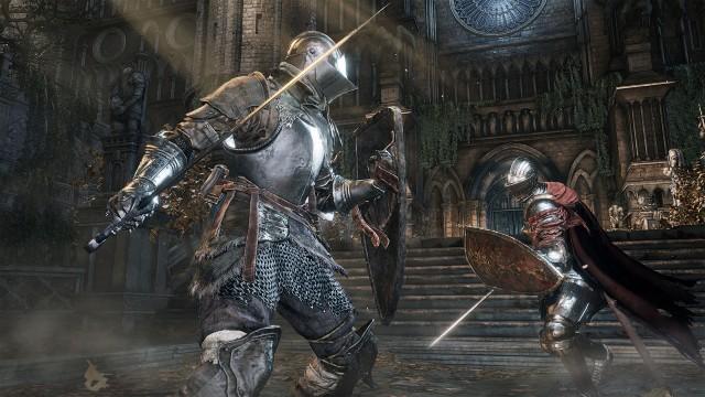 Mejores juegos década dark souls 3