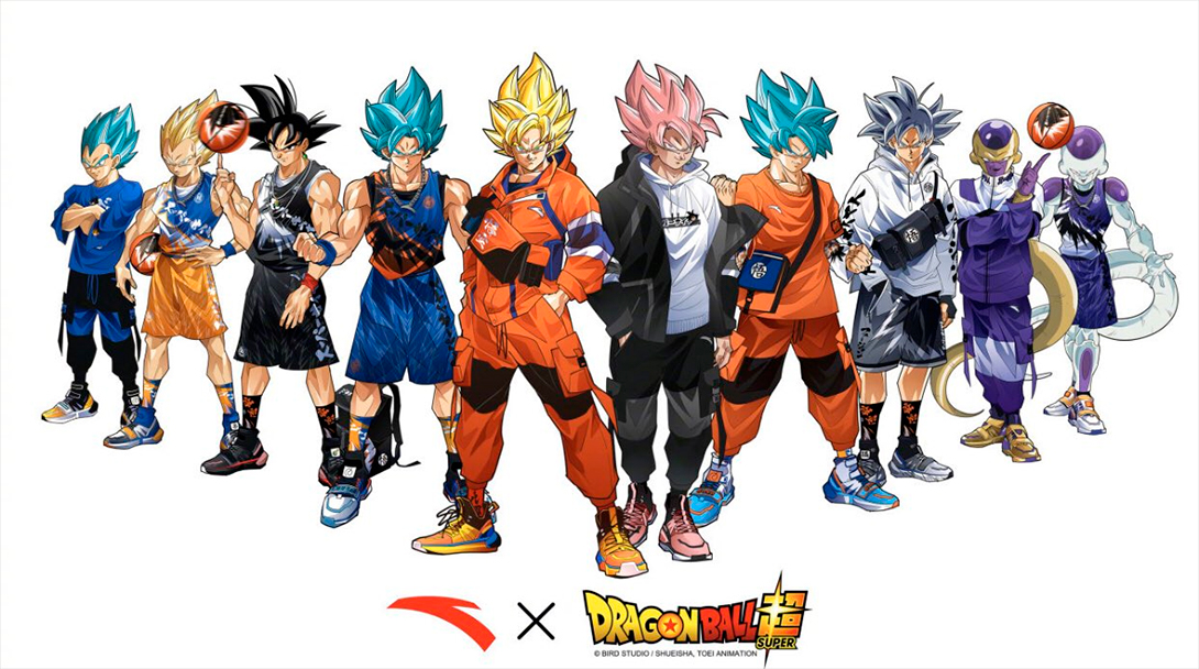 ANTA Dragon Ball super 9