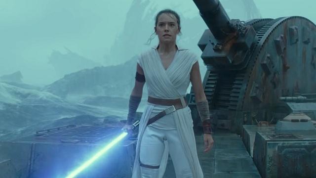 Daisy Ridley Star Wars Personajes Década