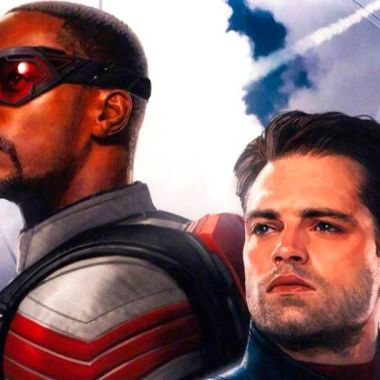 Falcon and the winter Soldier-WandaVision