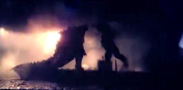 Godzilla vs Kong Pelea Colosal