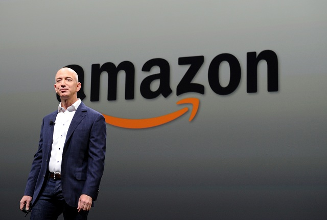 Jeff Bezos Personajes del Año