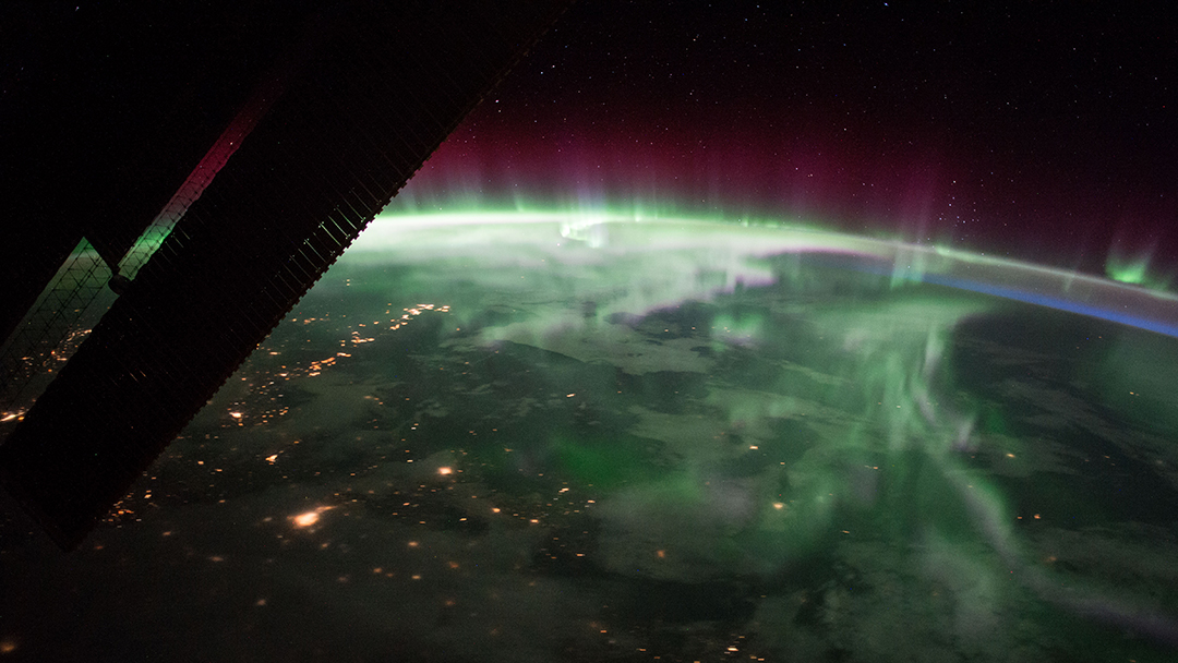 Nueva Aurora Boreal