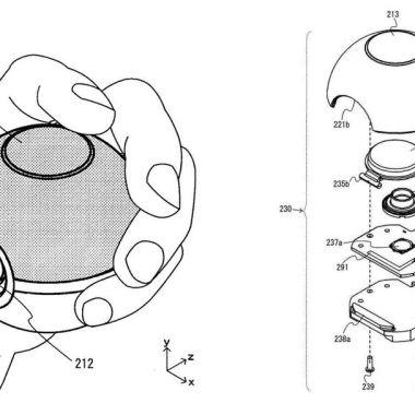 Nueva poke bola patente